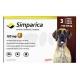 Simparica (Сімпаріка) засіб від бліх і кліщів для собак  40 - 60 кг