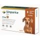Simparica (Сімпаріка) засіб від бліх і кліщів для собак 5 - 10 кг