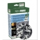 Наповнювач для фільтрів, антинітрат, Aquael NitroMax Pro, 300 ml