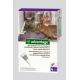 Краплі інсектоакарицидні Bayer Advantage 80 - для котів і декоративних кролів вагою понад 4 кг (упаковка 4 піпетки, ціна за 1 шт)