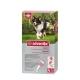 Краплі інсектоакарицидні Bayer Advanix - для собак вагою 10-25кг (упаковка 4 піпетки, ціна за 1 шт)