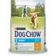 Корм сухий для цуценят Dog Chow Puppy з куркою, на вагу 100гр