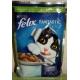 Корм консервований Felix Fantastic шматочки з кроликом в желе,100гр