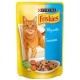 Корм консервований для котів Friskies з лососем в підливі 100гр
