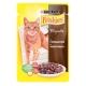 Корм консервований для котів Friskies з яловичиною та морквою, в підливі 100гр