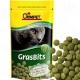 Вітамінізовані ласощі для котів з травами GIMPET GrasBits (10 шт.)