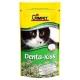 Вітамінізовані ласощі для очищення зубів у котів Gimpet Denta-Kiss, 50гр