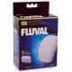 Вкладиш-синтепон для фільтрів Fluval Polishing Pad 3 шт