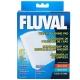 Вкладиш-синтепон для фільтрів Fluval Polishing Pad 6 шт