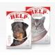 Нашийник від бліх  і кліщів для собак HELP, 65см
