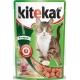 Корм консервований для котів Kitekat з ягням в соусі 0.1кг