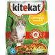 Корм сухий для котів Kitekat курка з овочами, на вагу (100гр)