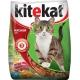 Корм сухий для котів Kitekat м'ясний бенкет, на вагу (100гр)