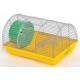 Клітка для гризунів «Бунгало-1» (цинк) - 33х23х20см