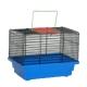 Клітка для гризунів «Гризун» (фарбована) - 28х18х15 см