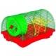 Клітка для гризунів «Бунгало-1» (фарбована) - 33х23х20см