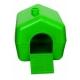 Будиночок пластиковий для малих гризунів, Лорі