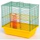 """Клітка для гризунів """"Роккі"""" (фарбована) - 28х18х27см"""