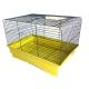 Клітка для гризунів «Піггі» (фарбована) - 47х30х30см
