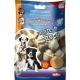 Ласощі для собак кістка з вузлами Nobby White'n Tasty (1шт)
