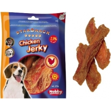 Ласощі для собак в'ялена курка StarSnack Chicken Jerky (1 шт)