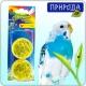 Тарталетка чумиза - корм та ласощі для екзотичних птахів