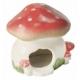 Будинок для гризунів гриб Мухомор Природа