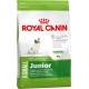 Корм сухий для цуценят мініатюрних порід Royal Canin XSmall Junior від 2 до 10 місяців 0,5кг