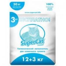 Наповнювач Super Cat стандарт, 12+3кг