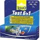 Експрес-тест води, TetraTest 6 in 1, (1 смужка)