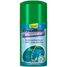 Препарат Tetra Pond Crystal Water 250 ml, на 5000л