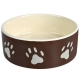 Миска керамічна для котів і маленьких собак, 0,3л / 12см
