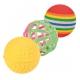 """Іграшка """"TRIXIE"""" для котів, м'ячики, діаметр 3-4 см (3шт)"""