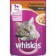 Корм консервований для котів Whiskas індичка в соусі 100г