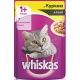 Корм консервований для котів Whiskas курка в соусі 100г