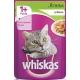 Корм консервований для котів Whiskas ягня в желе 100г
