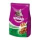 Корм сухий для котів Whiskas смачні подушечки з ягням ,на вагу(100гр)