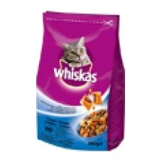 Корм сухий для котів Whiskas смачні подушечки з тунцем, на вагу (100гр)